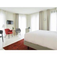 Отель 9Hotel Sablon 4* Стандартный номер с двуспальной кроватью фото 8