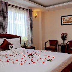 Begonia Nha Trang Hotel 3* Номер Делюкс с различными типами кроватей фото 11