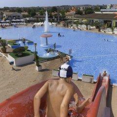 Отель Residence I Giardini Del Conero Италия, Порто Реканати - отзывы, цены и фото номеров - забронировать отель Residence I Giardini Del Conero онлайн бассейн