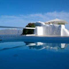 Отель Aspaki by Art Maisons Греция, Остров Санторини - отзывы, цены и фото номеров - забронировать отель Aspaki by Art Maisons онлайн бассейн