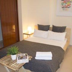 Отель L and H Plaza Santa Ana Мадрид комната для гостей фото 5