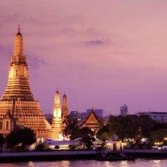 Отель Tha Tian Store Бангкок приотельная территория