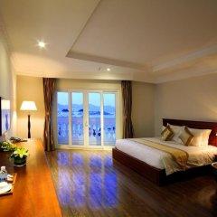 Nha Trang Palace Hotel 3* Номер Делюкс с различными типами кроватей фото 4