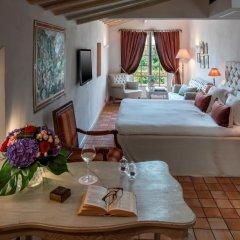 Отель Chateau Le Cagnard 4* Улучшенный номер фото 5