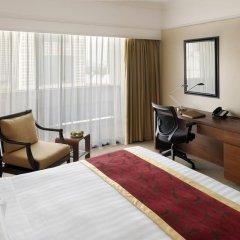 Отель PARKROYAL COLLECTION Marina Bay 5* Номер Делюкс фото 17