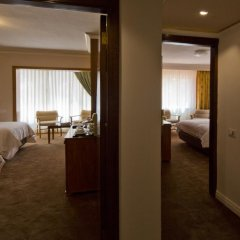 Отель Amman International 4* Люкс с различными типами кроватей фото 3