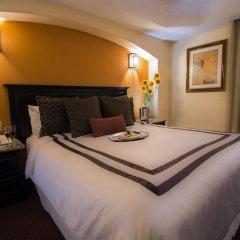 Hotel Ticuán 3* Люкс с различными типами кроватей фото 6