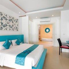 Отель Amala Grand Bleu Resort 3* Люкс разные типы кроватей фото 9