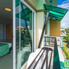 Отель The Cozy House Улучшенный номер с различными типами кроватей фото 6