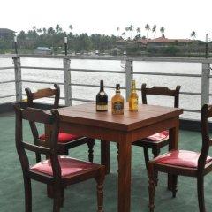 Отель Luthmin River View Hotel Шри-Ланка, Бентота - отзывы, цены и фото номеров - забронировать отель Luthmin River View Hotel онлайн питание фото 3