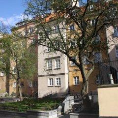 Отель Barbakan Apartament Old Town Улучшенные апартаменты с различными типами кроватей фото 14
