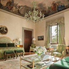 Four Seasons Hotel Firenze 5* Люкс с различными типами кроватей фото 11