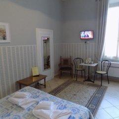 Отель Soggiorno Pitti 3* Стандартный номер с двуспальной кроватью (общая ванная комната) фото 7