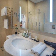 Гостиница Panorama De Luxe 5* Улучшенный номер разные типы кроватей фото 8