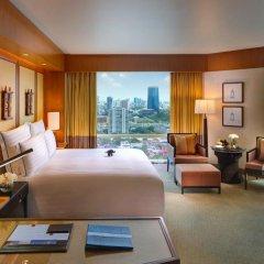 Отель Conrad Bangkok 5* Номер Делюкс с разными типами кроватей фото 3