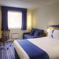 Отель Holiday Inn Express Glasgow Theatreland 3* Стандартный номер с разными типами кроватей фото 3