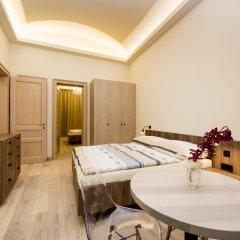 Отель Ostrovni Astra Apartment Чехия, Прага - отзывы, цены и фото номеров - забронировать отель Ostrovni Astra Apartment онлайн комната для гостей фото 4