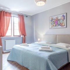 Отель LeoApart Апартаменты с различными типами кроватей фото 14