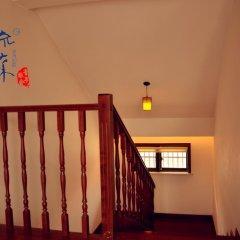 Отель Liusu Youth Hostel Китай, Сучжоу - отзывы, цены и фото номеров - забронировать отель Liusu Youth Hostel онлайн интерьер отеля фото 3