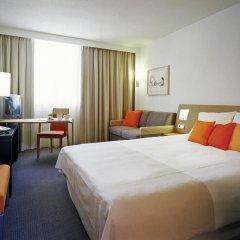 Отель Novotel Brugge Centrum Бельгия, Брюгге - отзывы, цены и фото номеров - забронировать отель Novotel Brugge Centrum онлайн комната для гостей фото 3