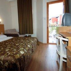 Perdikia Beach Hotel 3* Стандартный номер с различными типами кроватей фото 6