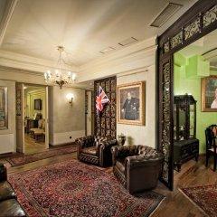 Гостиница Британский Клуб во Львове интерьер отеля фото 3