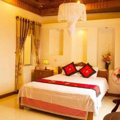 Отель Hoa Mau Don Homestay комната для гостей
