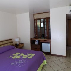 Hotel Maitai Polynesia 3* Стандартный номер с различными типами кроватей фото 2