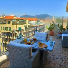 Отель Ashley&Parker - Maison de Patrizia балкон