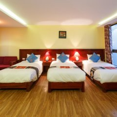Fansipan View Hotel 3* Люкс с различными типами кроватей фото 18