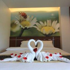 The Crystal Beach Hotel 3* Стандартный номер разные типы кроватей