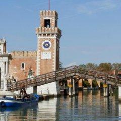 Отель Stephanie Италия, Венеция - отзывы, цены и фото номеров - забронировать отель Stephanie онлайн приотельная территория фото 2