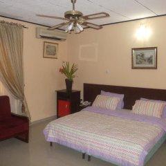 Conference Hotel & Suites Ijebu 4* Улучшенная вилла с различными типами кроватей фото 19