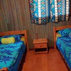 Отель Moorea Surf Bed and Breakfast 2* Стандартный номер с различными типами кроватей фото 3