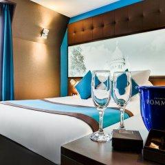 Отель Best Western Nouvel Orléans Montparnasse 4* Стандартный номер с различными типами кроватей фото 27