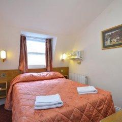 Seymour Hotel 2* Стандартный номер с двуспальной кроватью фото 6