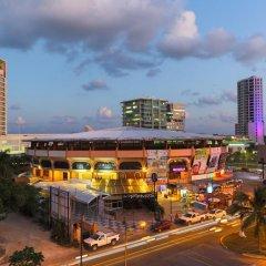 Отель Villa Italia Мексика, Канкун - отзывы, цены и фото номеров - забронировать отель Villa Italia онлайн вид на фасад
