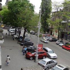 Гостиница Appartment Grecheskaya 45/40 парковка