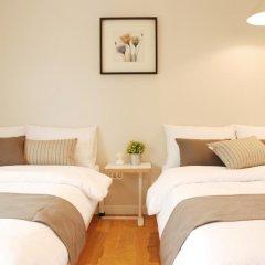 Отель The Mei Haus Hongdae 3* Номер категории Премиум с различными типами кроватей фото 9