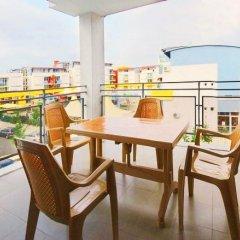 Отель Aparthotel Elit 2 Болгария, Солнечный берег - отзывы, цены и фото номеров - забронировать отель Aparthotel Elit 2 онлайн балкон