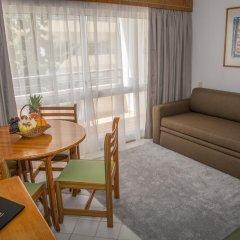 Luna Hotel Da Oura 4* Апартаменты с различными типами кроватей фото 2