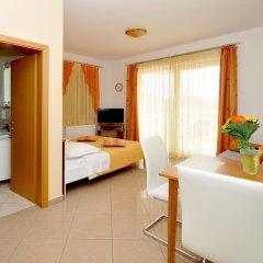 Отель Apartmani Trogir 4* Улучшенная студия с различными типами кроватей фото 3