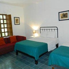 Отель Casa Bruselas 2* Номер Комфорт с различными типами кроватей фото 2