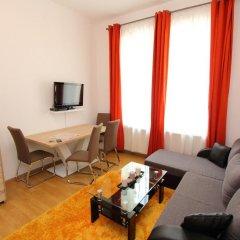 Апартаменты CheckVienna Edelhof Apartments Студия с различными типами кроватей фото 15