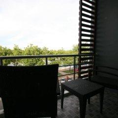 Отель Apo Hotel Таиланд, Краби - отзывы, цены и фото номеров - забронировать отель Apo Hotel онлайн балкон