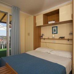 Отель Albergo Vittoria Римини комната для гостей