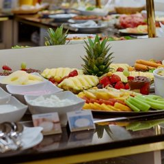 Отель Smetana Германия, Дрезден - отзывы, цены и фото номеров - забронировать отель Smetana онлайн питание фото 2