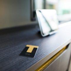 Отель The Thief 5* Улучшенный номер с различными типами кроватей фото 6