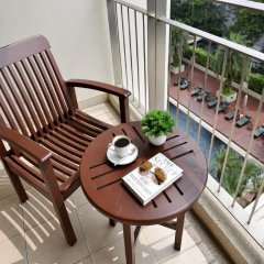 Отель Centre Point Sukhumvit Thong-Lo 4* Люкс Премиум с различными типами кроватей фото 4