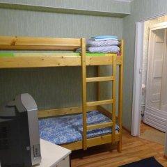 Черчилль Отель Стандартный семейный номер разные типы кроватей фото 3
